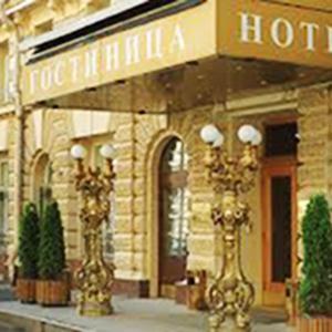 Гостиницы Буденновска