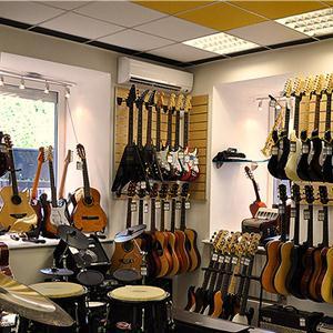 Музыкальные магазины Буденновска