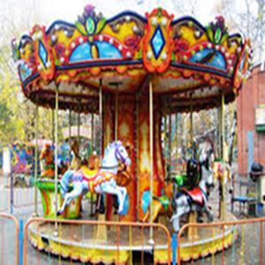 Парки культуры и отдыха Буденновска