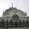 Железнодорожные вокзалы в Буденновске