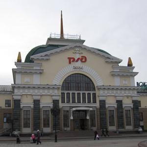 Железнодорожные вокзалы Буденновска